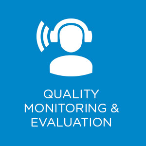 Contact Centre Quality Monitoring icon