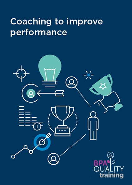 Coaching to improve call center performance training
